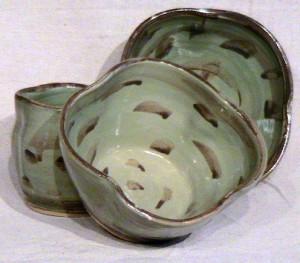 Stoneware celadon