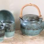 Celadon Tea Set 1