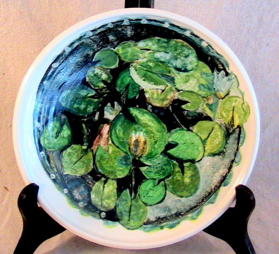 Lotus Plate 1