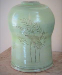 Goreyo Bird Jar