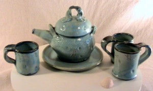 Cel Tea Set