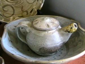 Everglade Teapot
